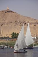 エジプト アスワン ナイル川