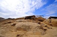 ペルー 北部 ベンタロン遺跡