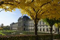 ドイツ バイエルン ヴュルツブルク司教館