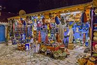 モロッコ シャウエン メディナの夜景