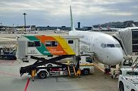 成田国際空港 パッセンジャー・ボーディングバス