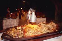 ハワイ島 カルア・ピッグ(伝統料理)