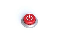 起動ボタン CG