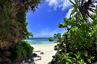 沖縄県 宮古島の海岸