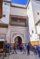 モロッコ フェズ メディナ(旧市街) 博物館