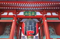 東京都 雷門