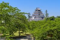 福島県 鶴ヶ城 天守閣