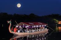 大沢池 観月の夕べ