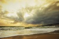 スペイン 海岸