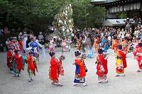 精大明神例祭、小町踊り、七夕祭り