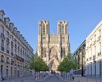 フランス ランス ノートルダム大聖堂