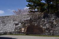 愛知県 名古屋城 清正石