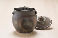 茶道具の水指し