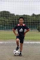 日本人の子供のサッカー