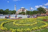 トルコ イスタンブール アヤ・ソフィア