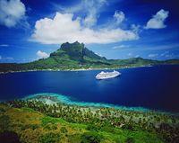 フレンチ・ポリネシア ボラボラ島