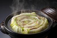 豚バラと白菜の重ね鍋・ミルフィーユ鍋