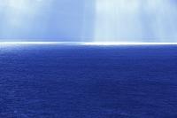 越前海岸の光芒