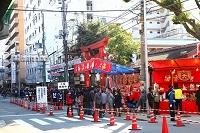 大阪府 堀川戎神社の十日戎
