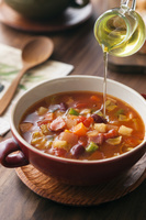 アマニオイル / スープ