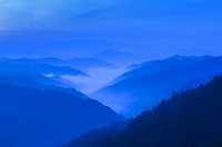 奈良県 野迫川村の雲海