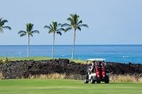 ハワイ島 ゴルフコース