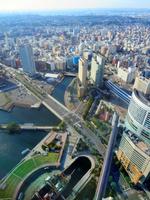 横浜市 横浜市街眺望