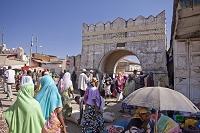 エチオピア 市場の女性達