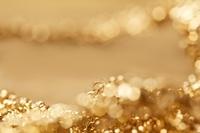 金色のデコレーション