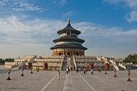 中国 北京 天壇