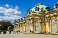 ドイツ サンスーシー宮殿