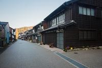 愛知県 足助の古い町並み