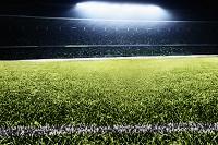 夜のスタジアム