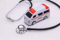 フィギュア 救急車と聴診器
