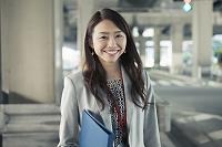 日本人ビジネス女性