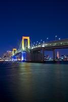 東京都 レインボーブリッジ スペシャルライトアップ