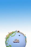 地球を旅する