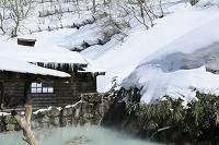 秋田県 乳頭温泉郷 鶴の湯温泉