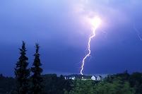 雷のイメージ