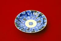古伊万里 芭蕉紋の皿