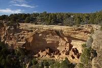 アメリカ合衆国 コロラド州 メサ・ヴェルデ国立公園