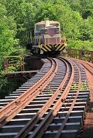 北海道 炭鉱列車(保存展示)