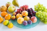 秋の果物いろいろ集合