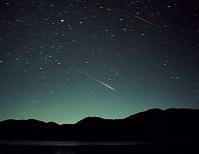 栃木県 獅子座流星群とおおいぬ座