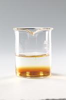 コーヒーシュガーが水に溶ける様子 A12-4