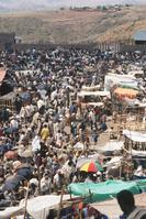 エチオピア ラリベラ 土曜市場