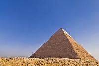 エジプト ギザ カフラ王ピラミッド