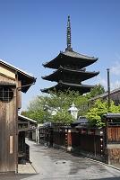 京都府 京都市 八坂の塔