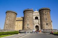 イタリア ナポリ ヌオヴォ城