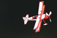 アメリカ ジョージア州 空を飛ぶ飛行機